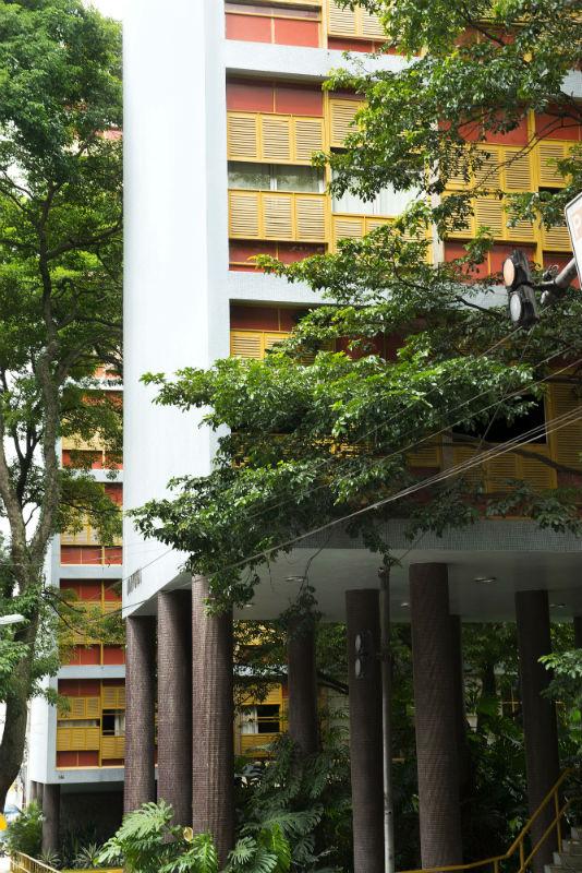 Edifício Louveira - Vilanova Artigas