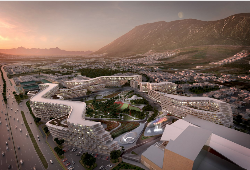 Fonte: Zaha Hadid Architects