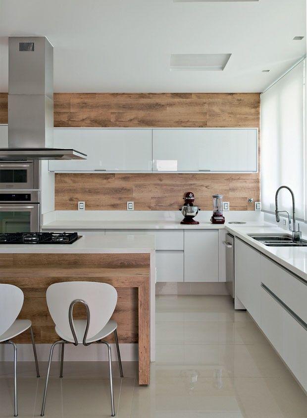 Na Cozinha.