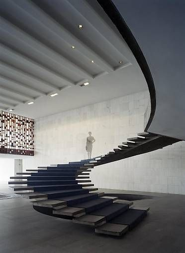 Itamaraty - Oscar Niemeyer