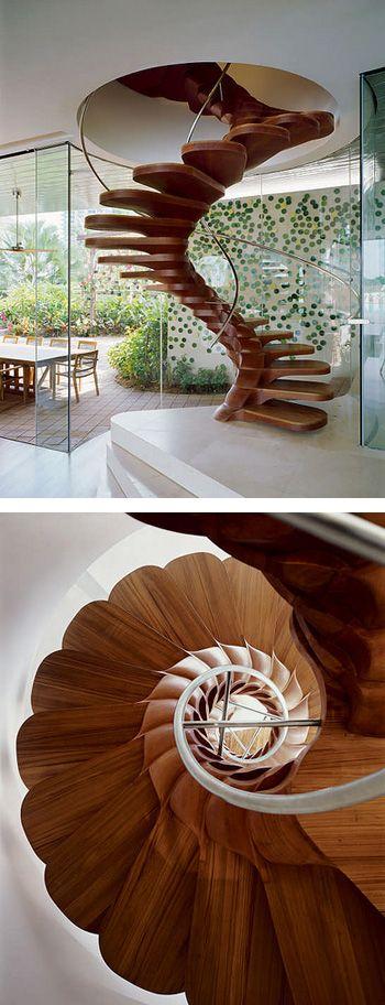 Espiral designed by Jouin Manku of Paris architectures YTL Design Group.