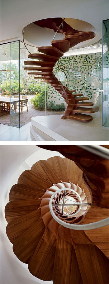 Espiral designed by Jouin Manku of Paris architectures YTL Design Group.